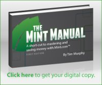Green-Grey graphic for the Mint Manual