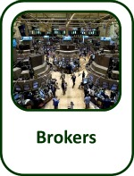 Investment Broker Icon