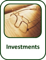 Types of Investments Icon