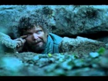Guy living under a rock