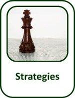 Safe Investing Strategies Icon